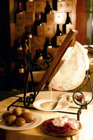 Raclette in Enoteca3